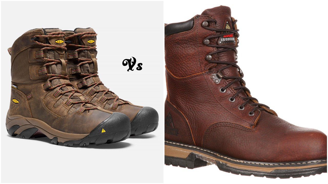 Soft Toe vs Steel Toe Work Boots