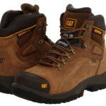 caterpillar waterproof boots