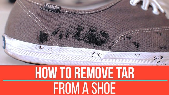 How To Get Tar Off Shoes Work Place Safety Shoes